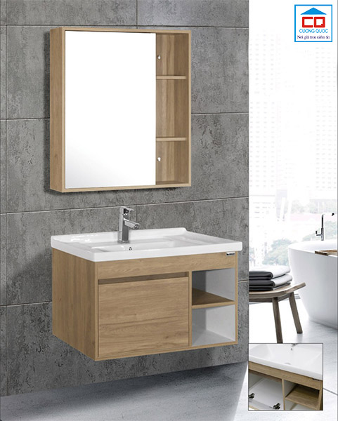 Tủ chậu lavabo Bross BR 805