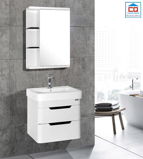 Tủ chậu lavabo Bross BRS 2081 cao cấp