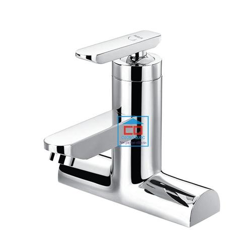 Vòi chậu lavabo 3 lỗ nóng lạnh Flova FH 8281-D25