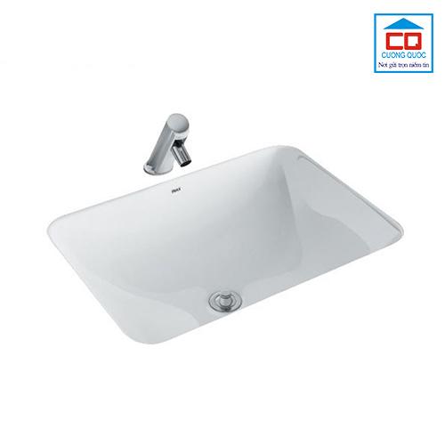Chậu rửa lavabo âm bàn Inax AL-2298V cao cấp