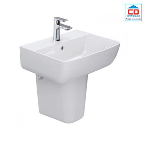 Chậu rửa lavabo Inax AL-312V(ECFC) treo tường