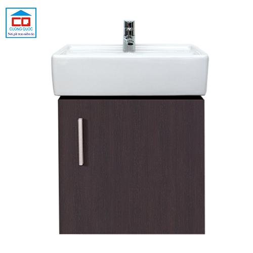 Bộ tủ chậu lavabo Inax CB0504-5QF-B chính hãng
