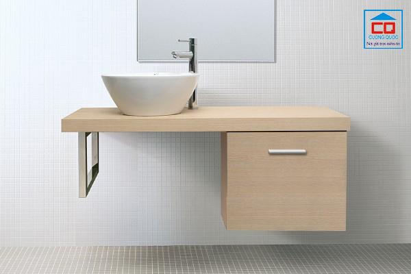 Bộ tủ chậu lavabo Inax CB1206-4IF-B treo tường