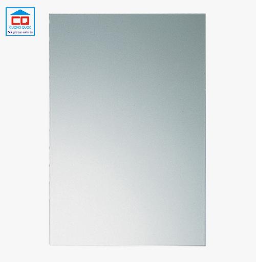 Gương soi Inax KF-5075VA tráng bạc