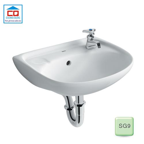 Chậu rửa lavabo Inax L-280V/SG9 treo tường