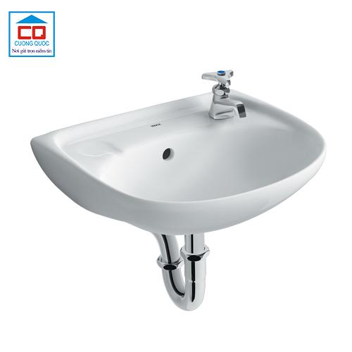 Chậu rửa lavabo Inax treo tường L-280V/BW1
