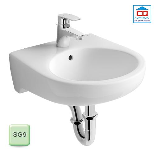 Chậu rửa lavabo Inax L-282V(EC/FC)/SG9 treo tường