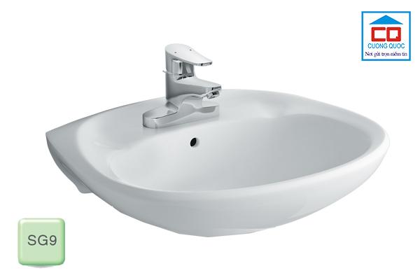 Chậu rửa lavabo Inax L-284V(EC/FC)/SG9 giá rẻ