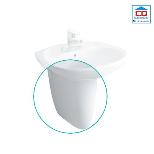 Chân chậu lavabo Inax L-284VC/BW1 chính hãng