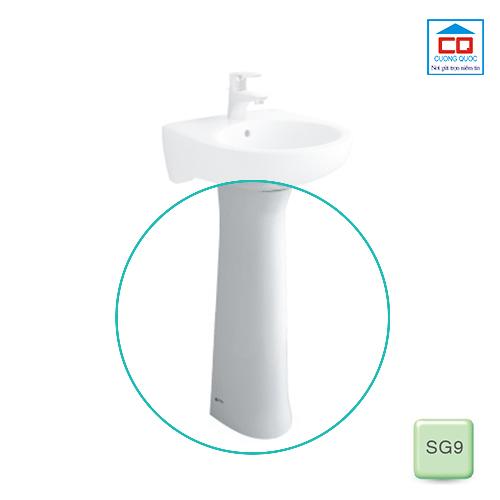 Chân chậu lavabo Inax L-284VD/SG9 giá tốt