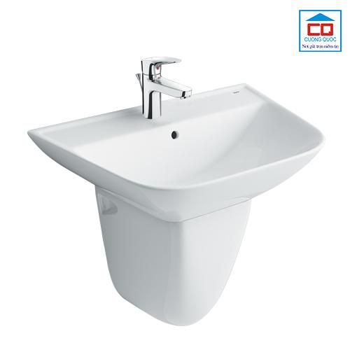 Chậu lavabo treo tường Inax L-297V(EC/FC) giá tốt