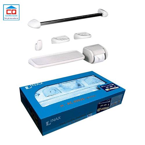 Bộ phụ kiện phòng tắm 6 món Inax H-AC400V6