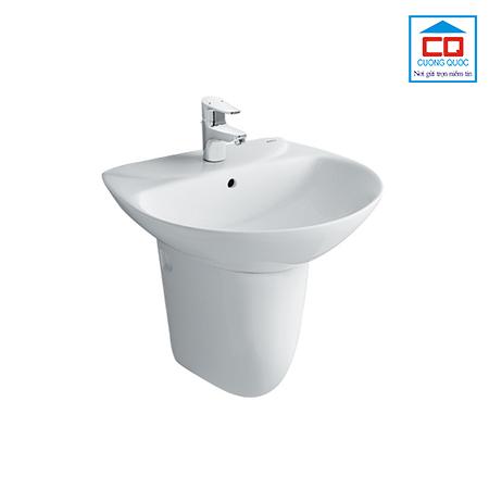 Chậu lavabo Inax L-285V(EC/FC) treo tường chính hãng