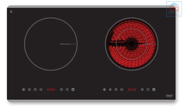 Bếp điện từ đôi Lorca TA-1006EC giá tốt