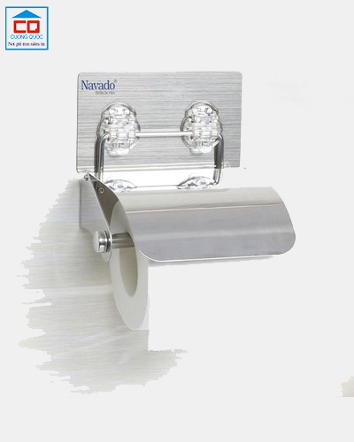 Móc treo giấy inox Navado Gs-6002 dán tường