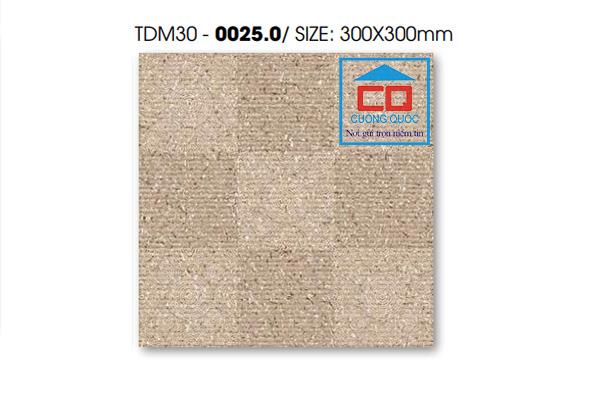 Gạch 300x300 Thạch Bàn TDM30 - 0025.0 men bóng