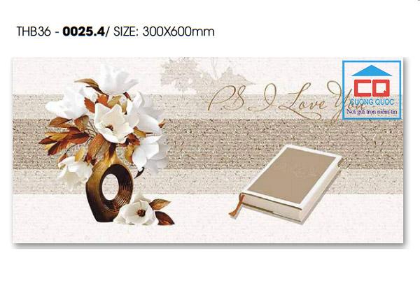 Gạch Thạch Bàn THB36 - 0025.4 ốp tường trang trí
