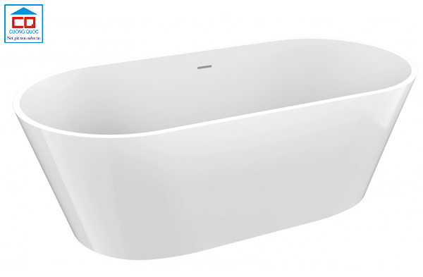 Bồn tắm lập thể Viglacera Platinum P.61.320 đặt sàn