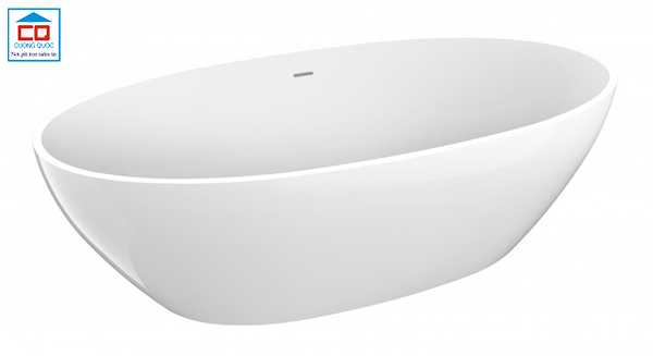 Bồn tắm lập thể Viglacera Platinum P.61.350
