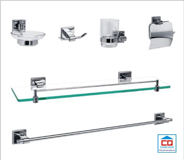Bộ phụ kiện phòng tắm Viglacera VG95 (VGPK05)