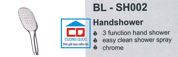 Bát sen tắm 3 chức năng Bello BL - SH002