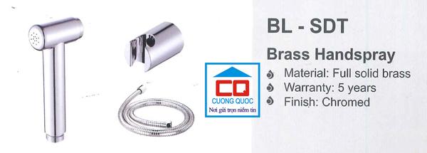 Bộ vòi xịt vệ sinh Bello BL - SDT