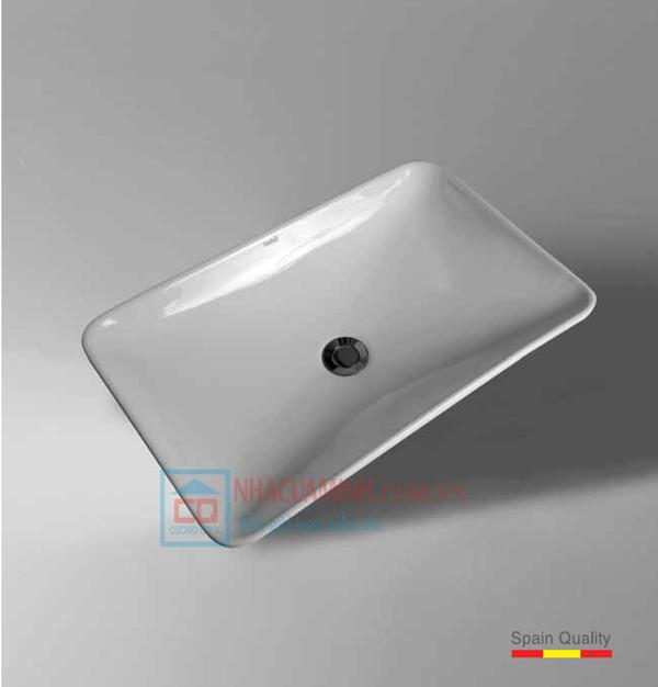 Chậu rửa mặt nhập khẩu Bello BT - 500149