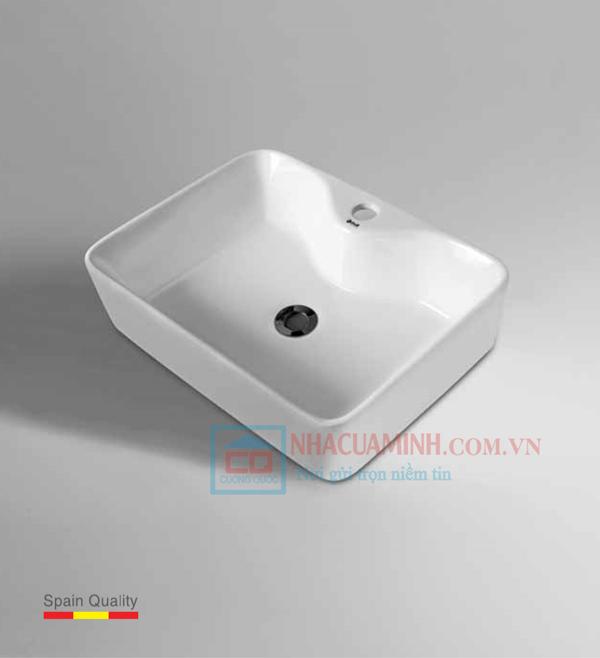 Chậu rửa lavabo Bello cao cấp BB - 800311
