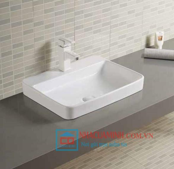 Chậu rửa đặt bàn nhập khẩu Bello BL - 800400