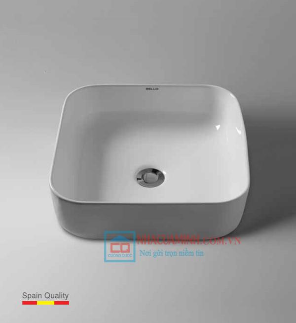 Chậu rửa mặt Tây Ban Nha Bello BT - 500169