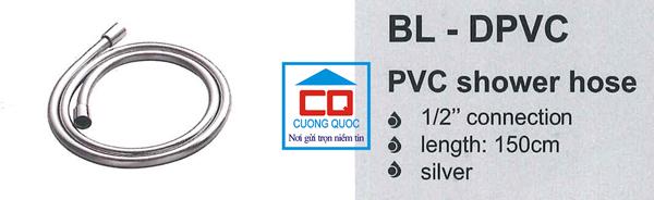 Dây sen tắm nhập khẩu Bello BL - DPVC