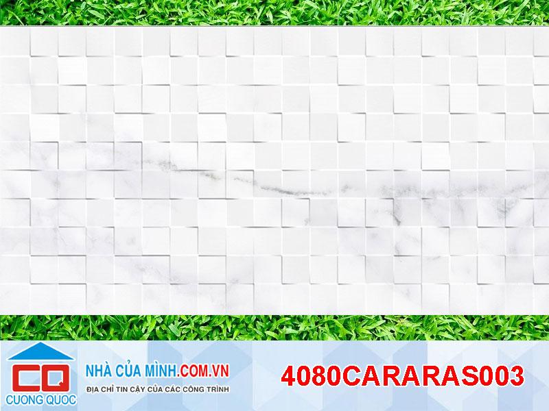 Gạch ốp tường Đồng Tâm D4080CARARAS003 giá rẻ