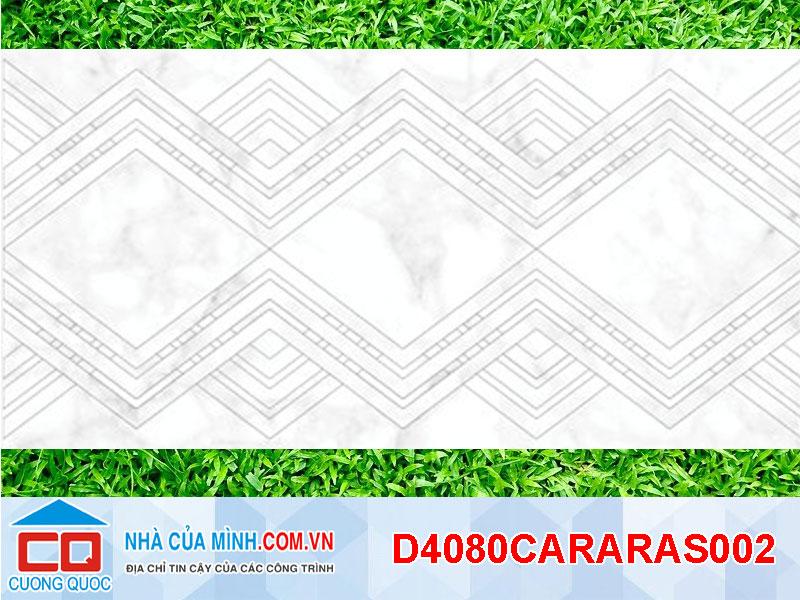 Gạch ốp tường Đồng Tâm D4080CARARAS002 giá rẻ