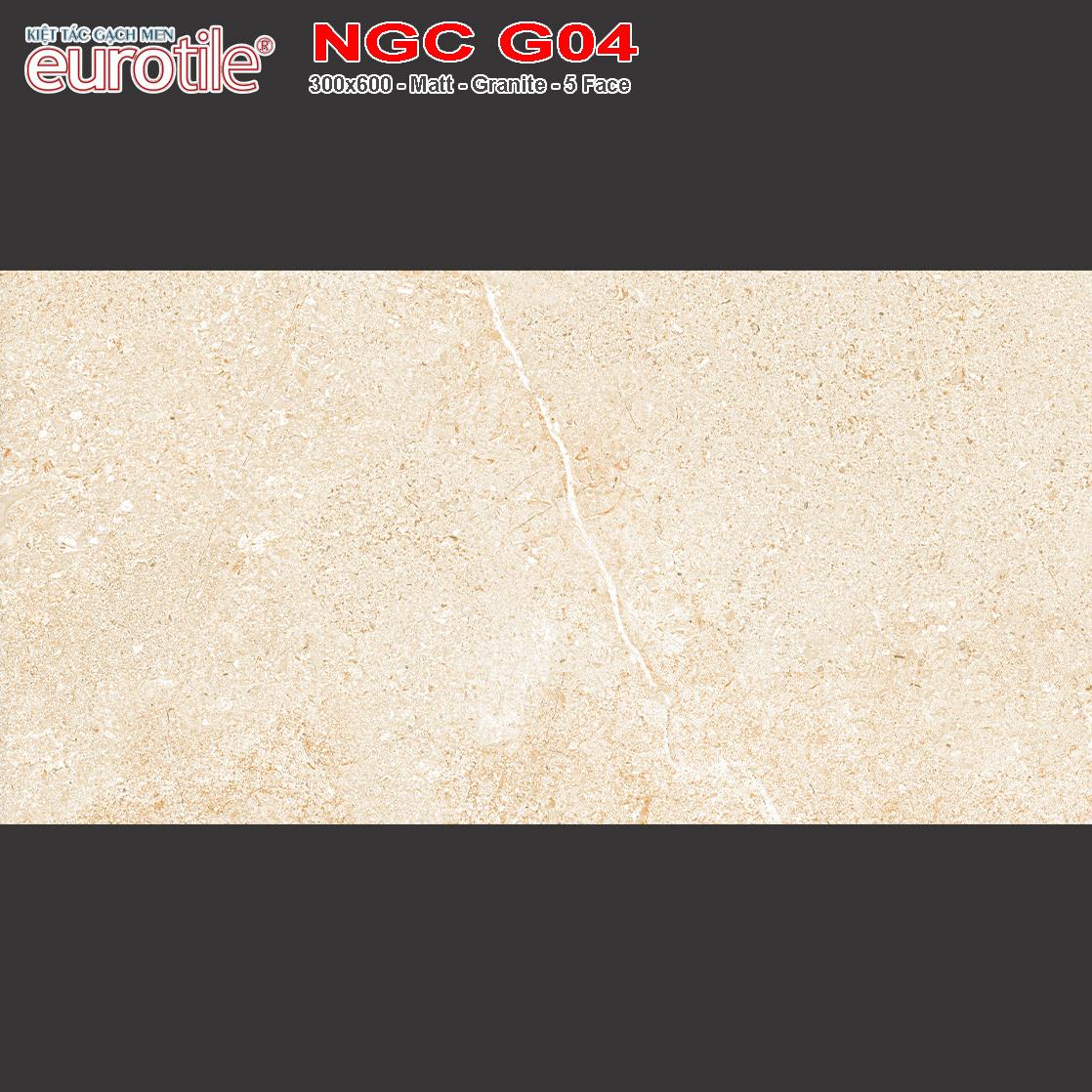 Gạch 300x600 Eurotile Nguyệt Cát NGC G04 giá tốt