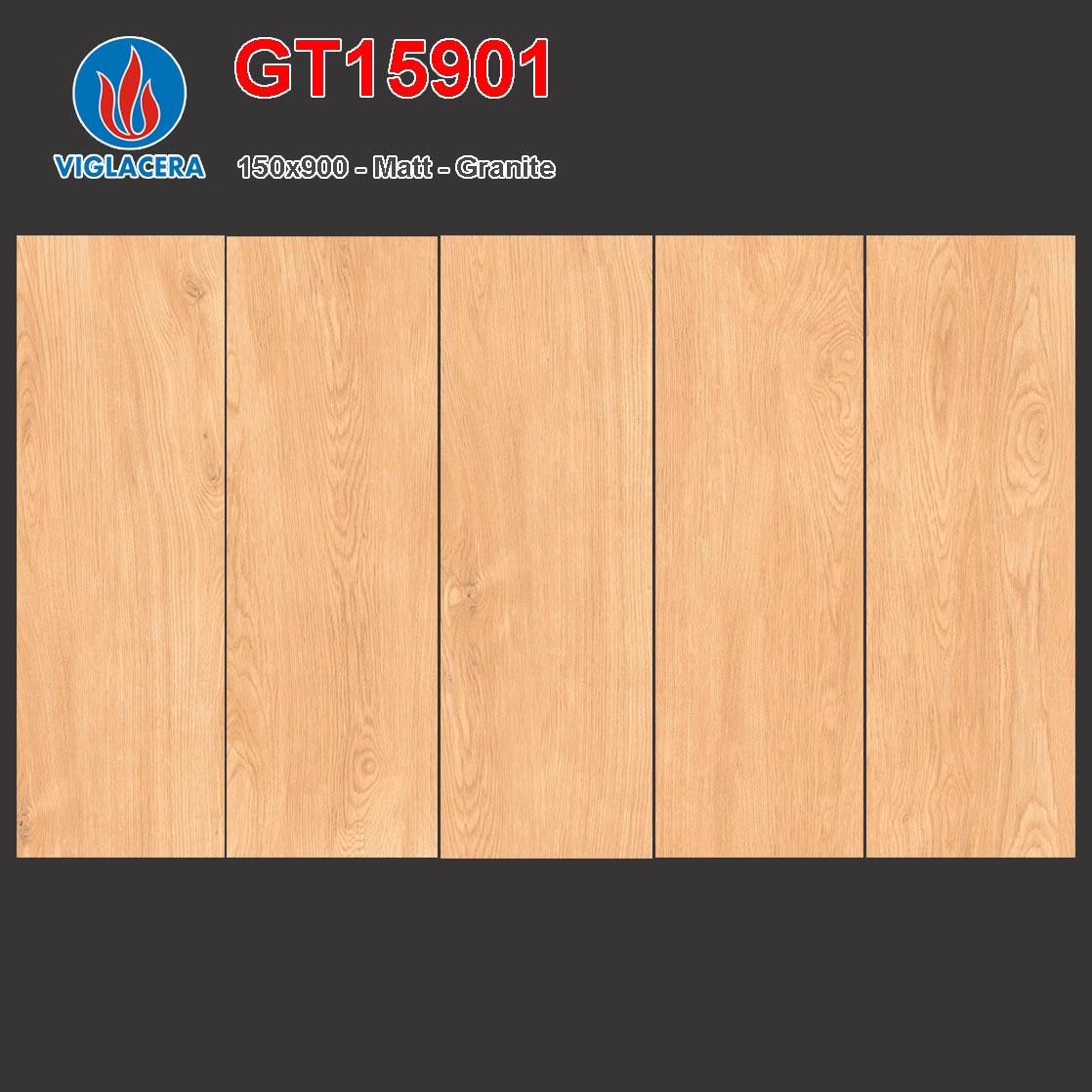 Gạch lát vân gỗ 150x900 Viglacera GT15901 giá rẻ