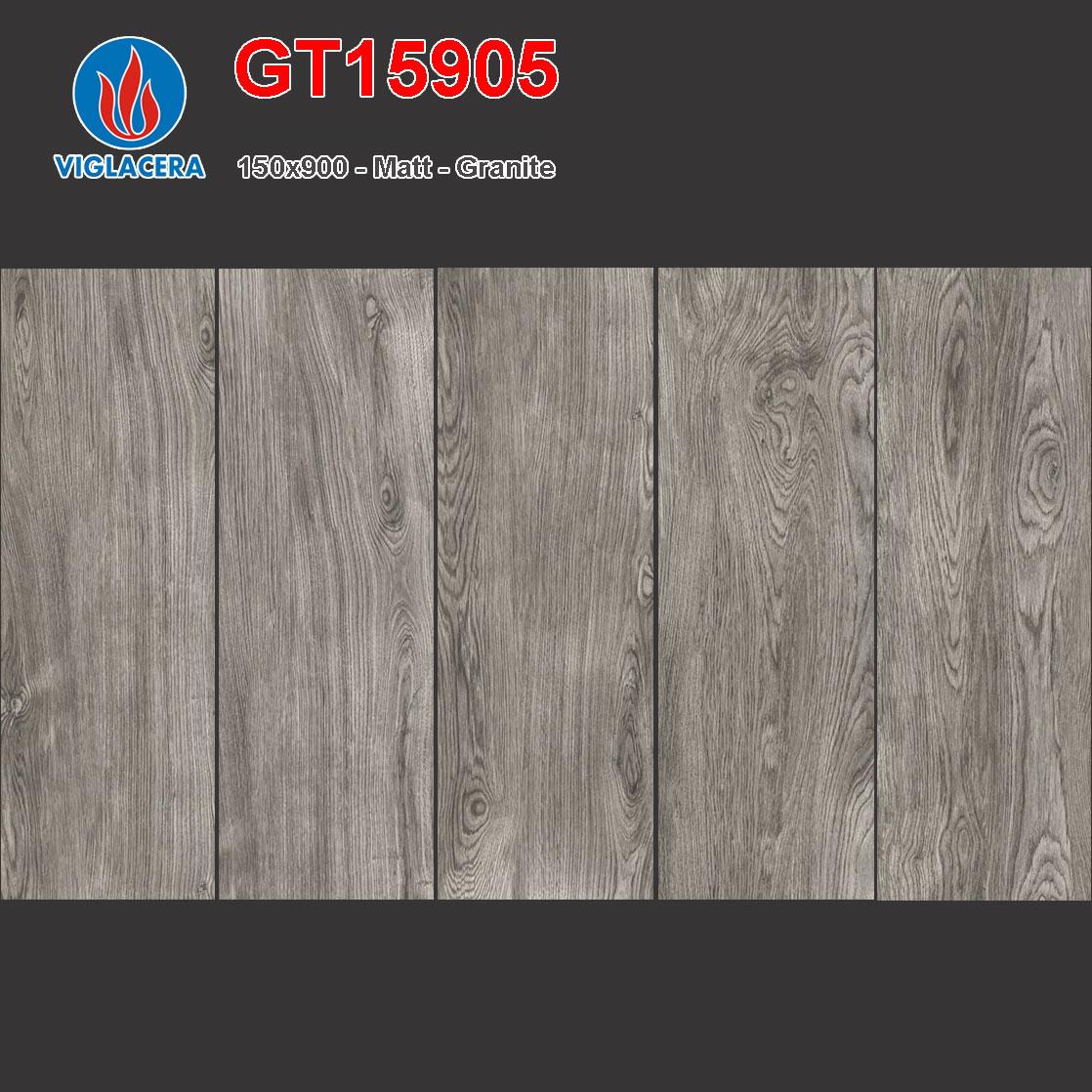 Gạch lát vân gỗ 150x900 Viglacera GT15905 giá rẻ