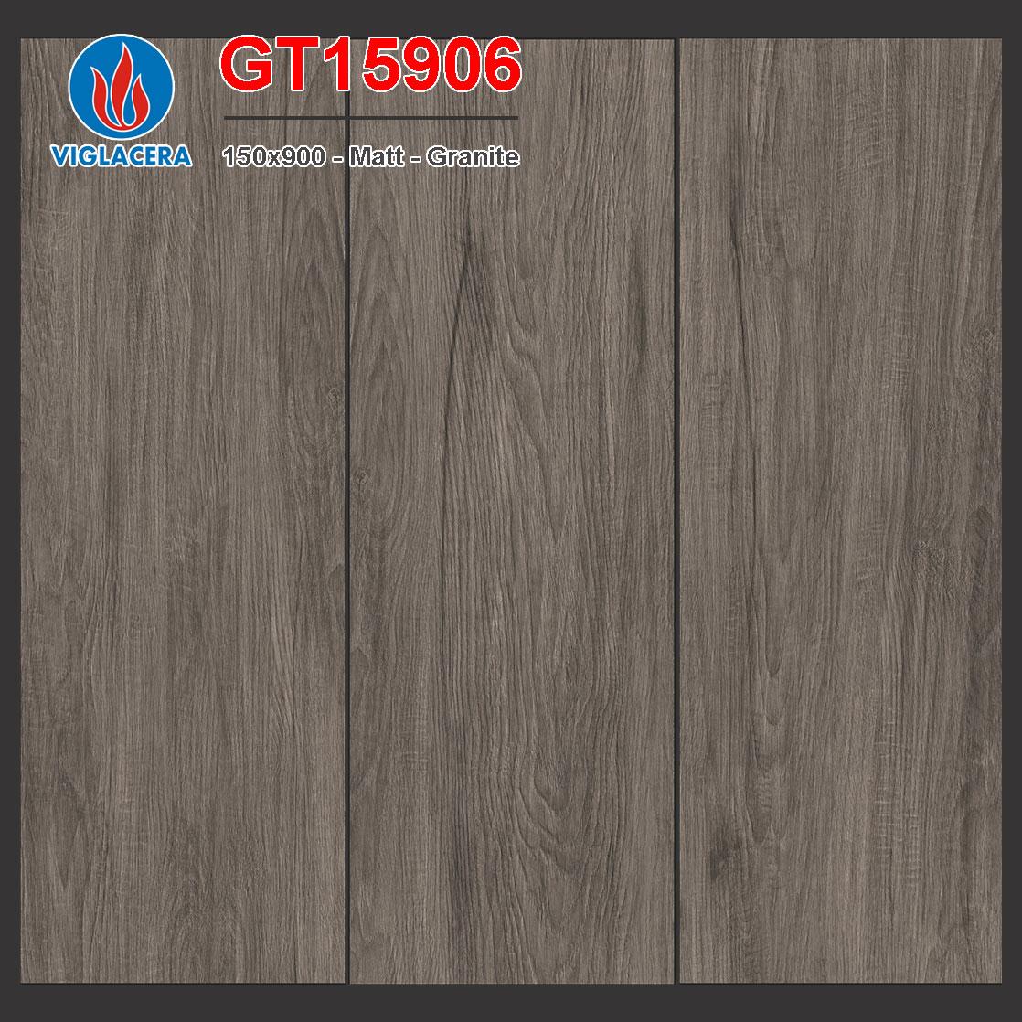 Gạch vân gỗ 150x900 Viglacera GT15906 giá rẻ
