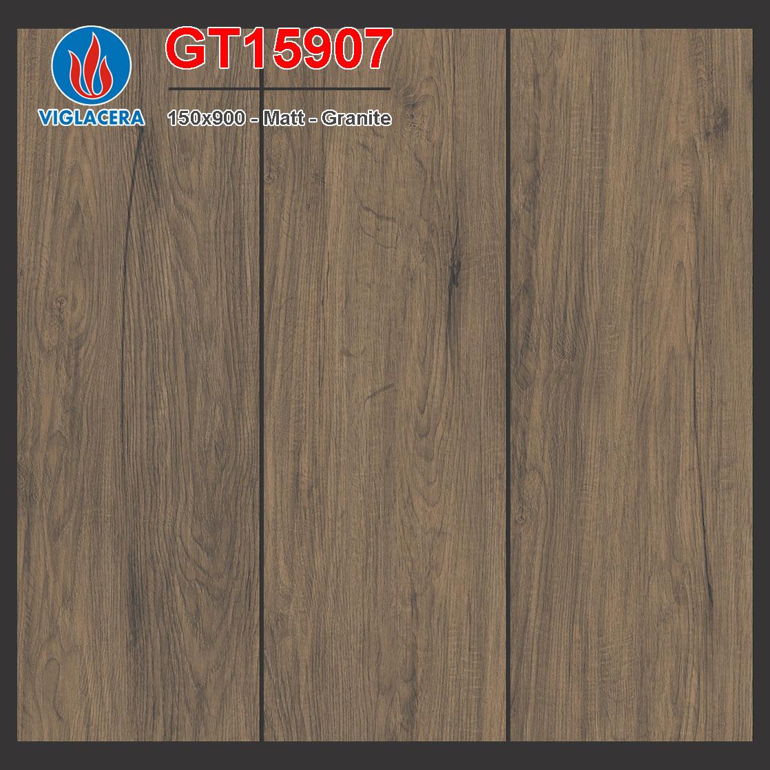 Gạch vân gỗ 150x900 Viglacera GT15907 giá rẻ