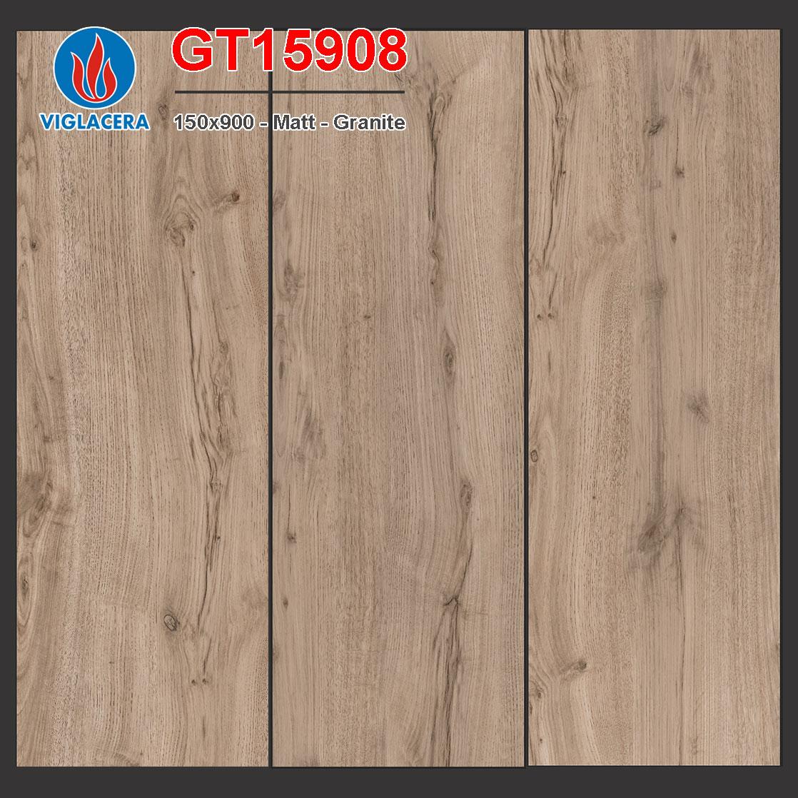 Gạch vân gỗ 150x900 Viglacera GT15908 giá rẻ