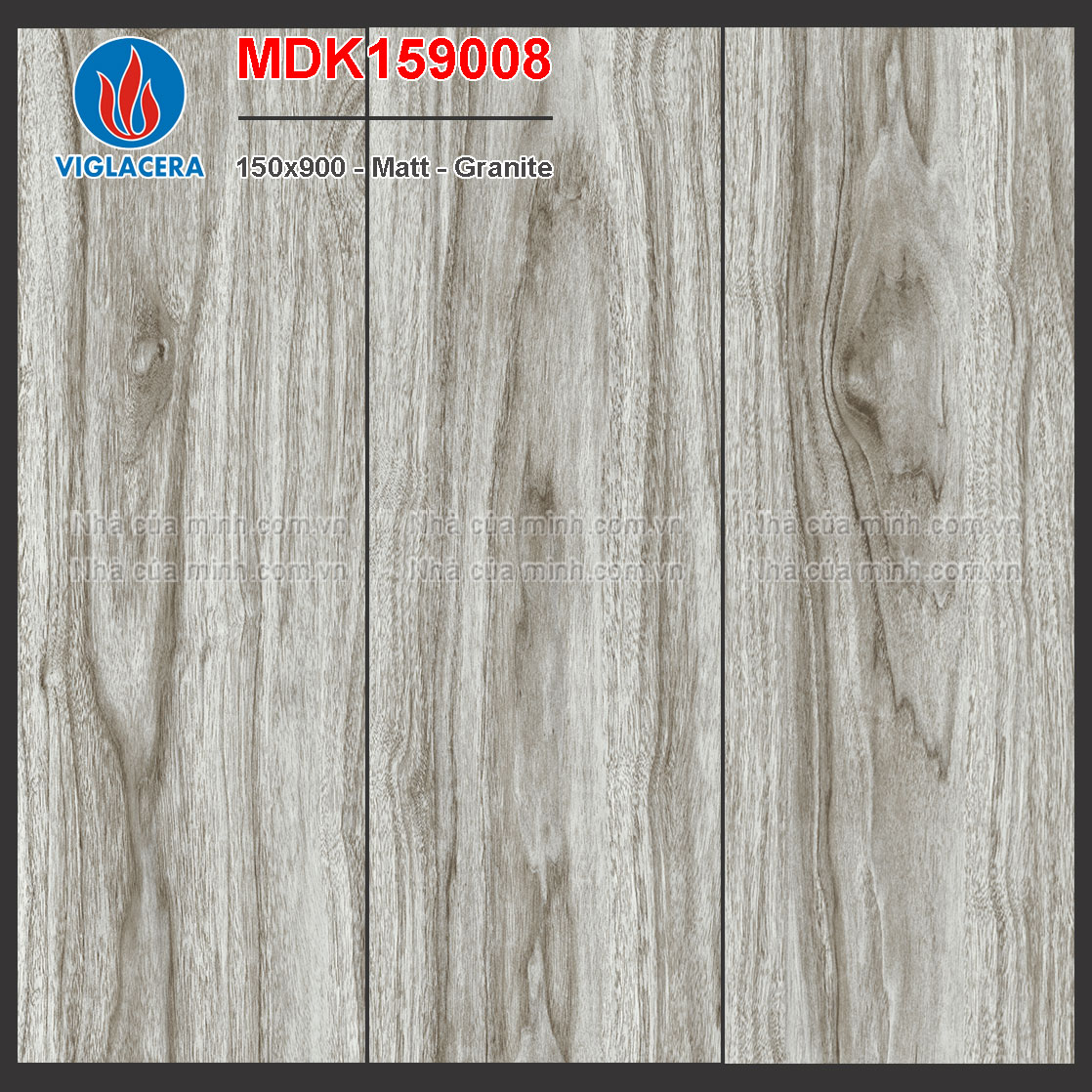 Gạch vân gỗ 150x900 Viglacera MDK159008 giá rẻ