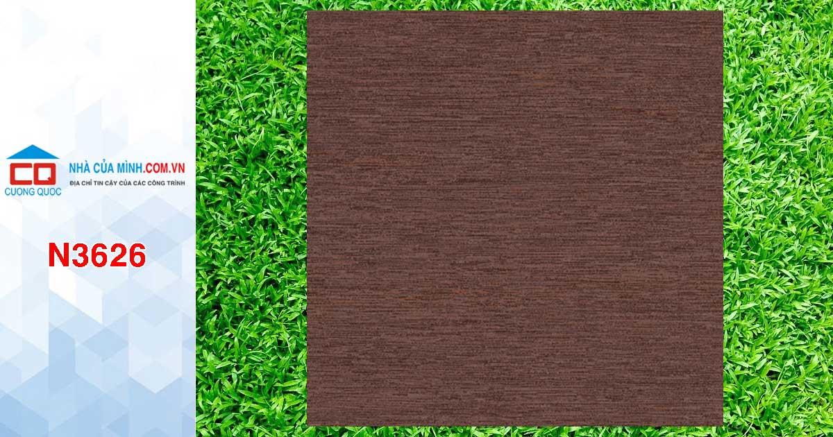 Gạch lát nền chống trơn Viglacera N3626 giá rẻ