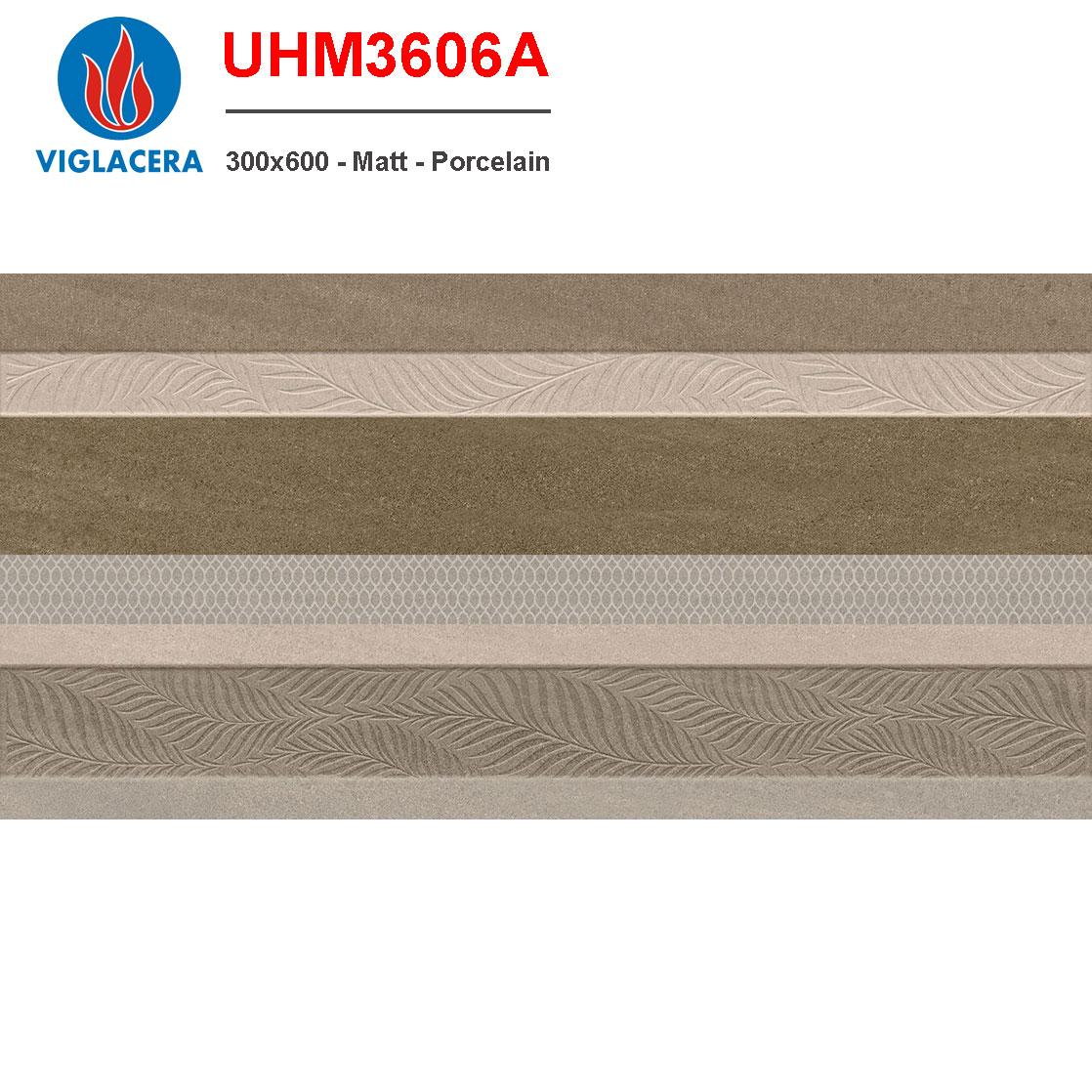 Gạch điểm Viglacera 300x600 UHM3606A giá rẻ