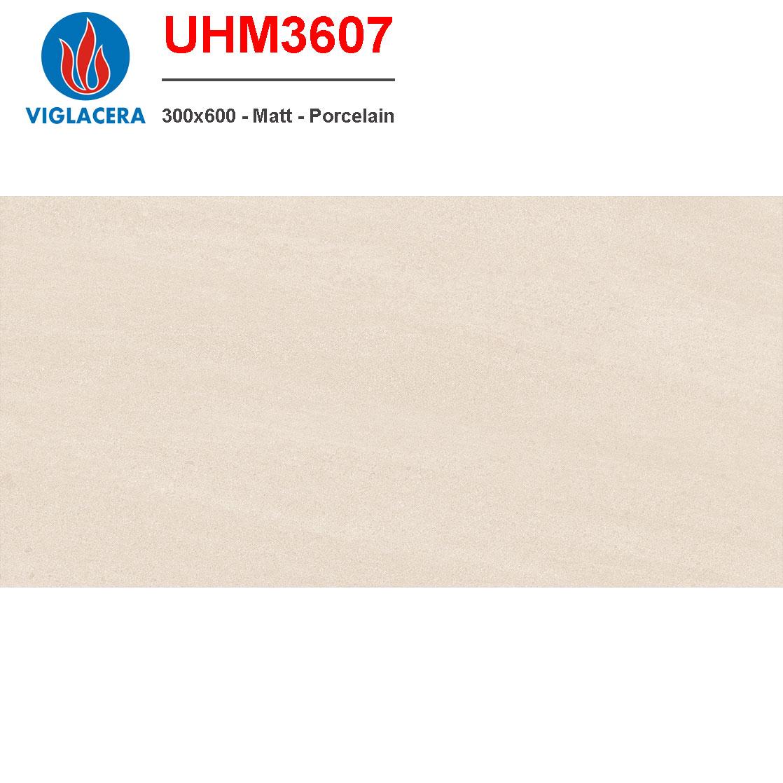 Gạch ốp tường 300x600 Viglacera UHM3607 giá rẻ