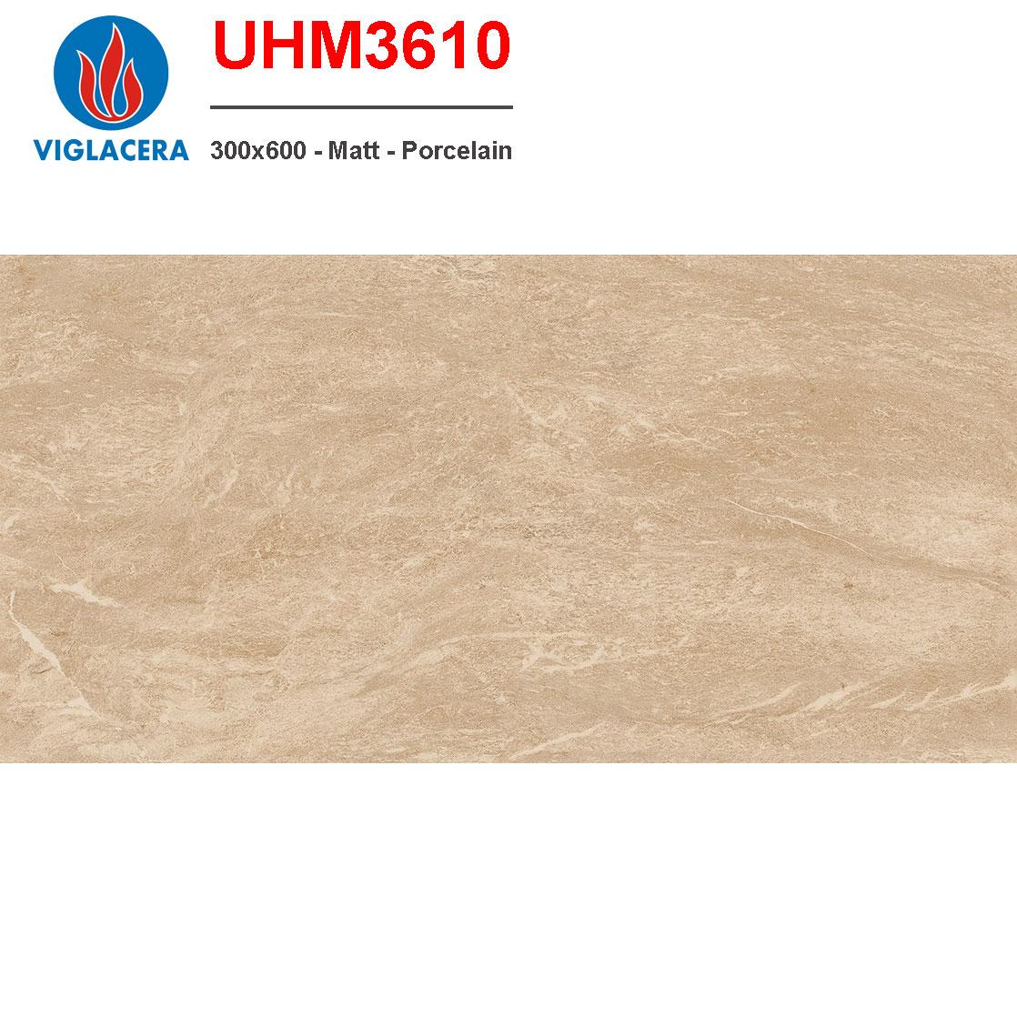 Gạch porcelain 300x600 Viglacera UHM3610 giá rẻ