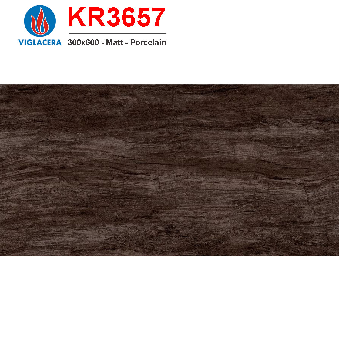 Gạch ốp lát Viglacera 300x600 KR3657 giá rẻ