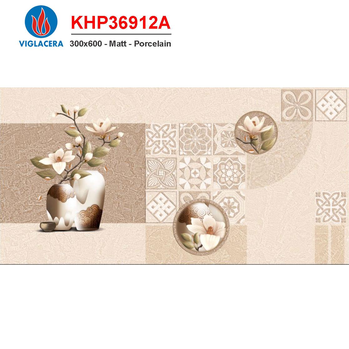 Gạch điểm 300x600 Viglacera KHP36912A giá rẻ