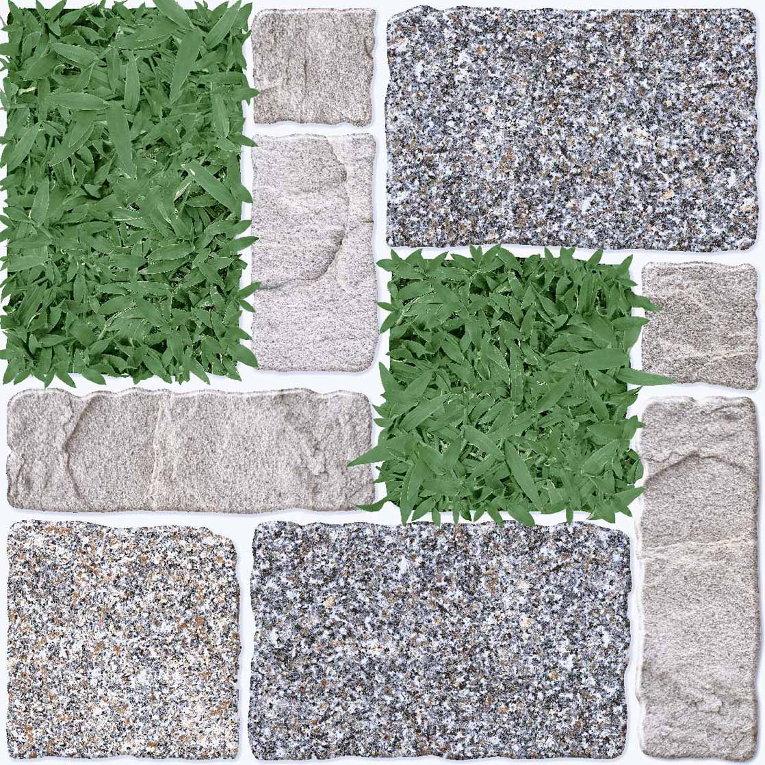 Gạch lát sân vườn Viglacera SH459 giá ưu đãi