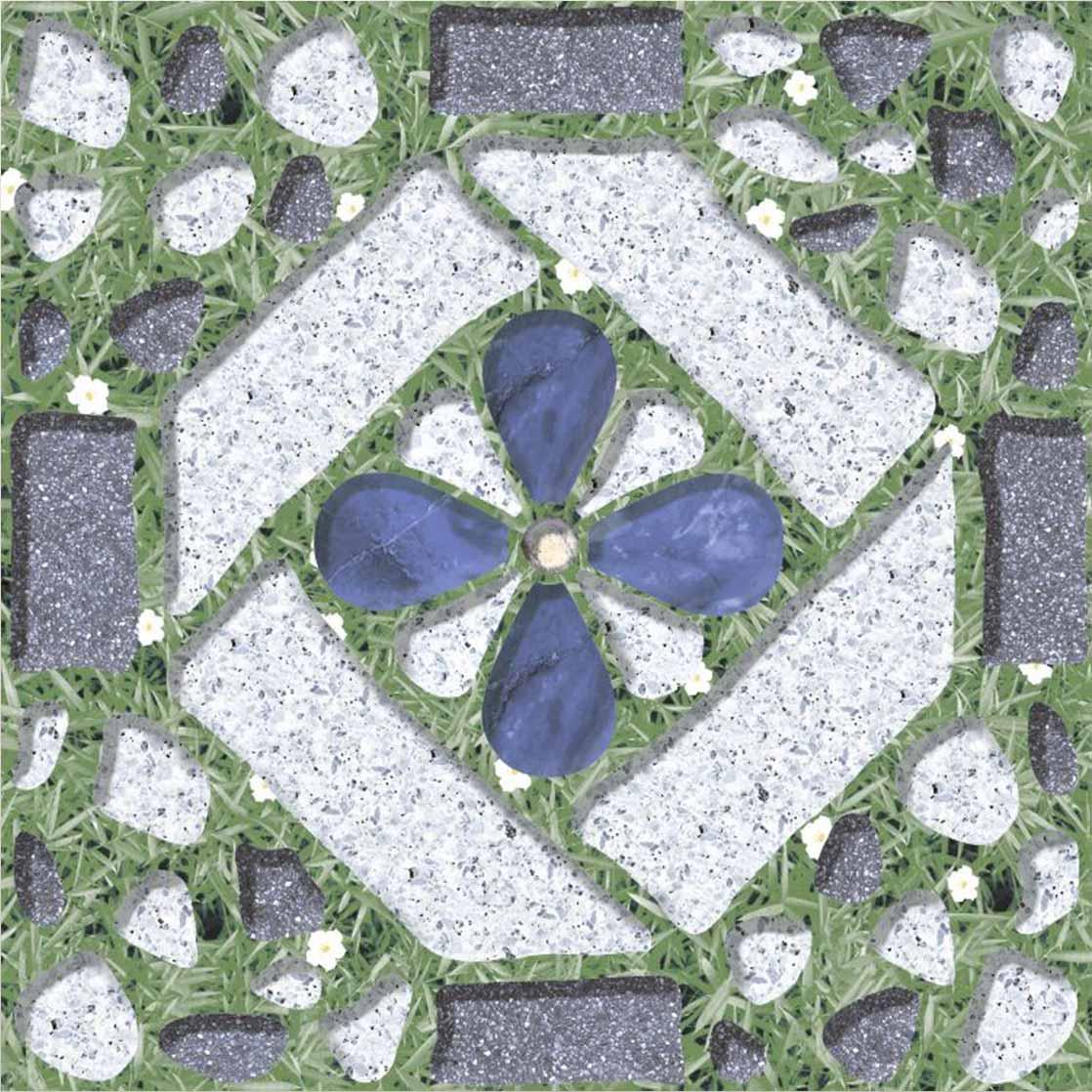 Gạch lát sân vườn 40x40 Viglacera SH466 giá tốt
