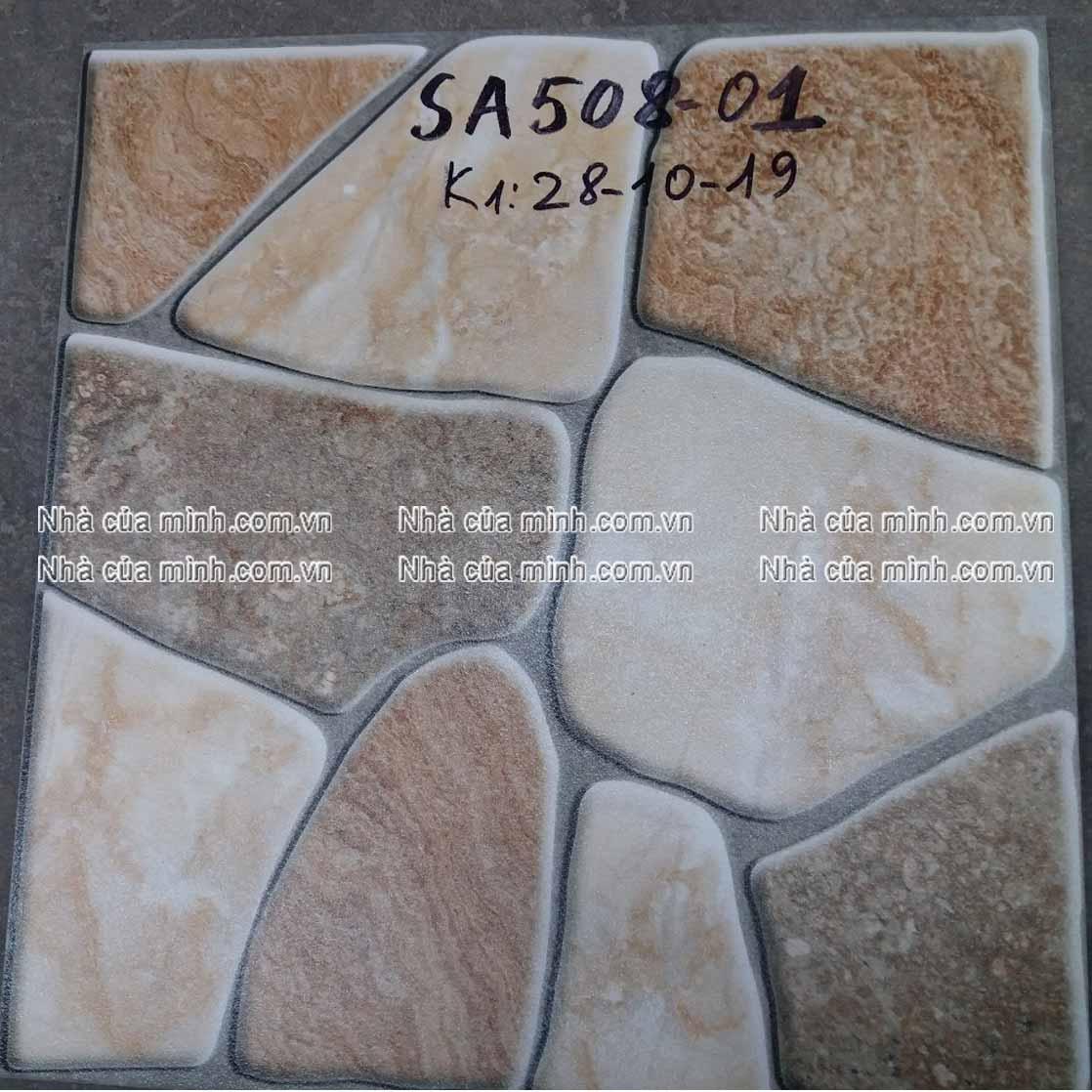 Gạch lát sân vườn Viglacera SA508 giá rẻ