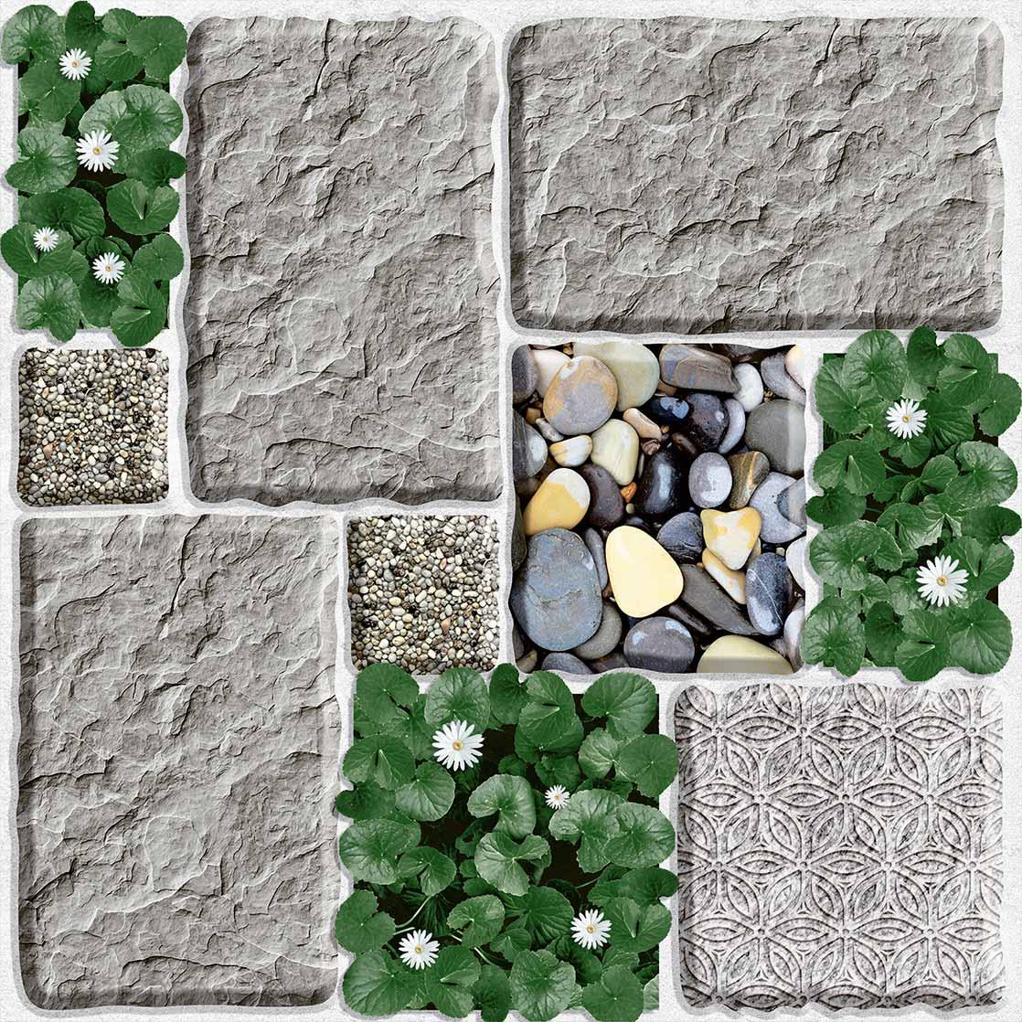 Gạch sân vườn 500x500 Viglacera SG513 giá rẻ